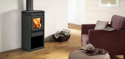 Bosca Aresta 360 8Kw Wood burner