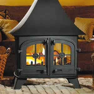Country Double Sided DD 22Kw Wood Burner