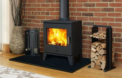 Capital Fireplaces Scene 790 8.8Kw Multi Fuel