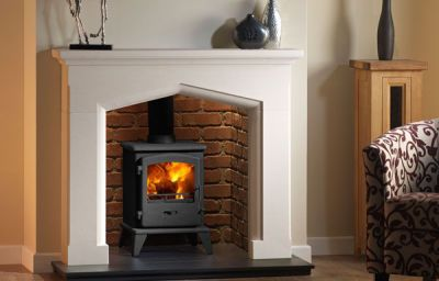 Capital Fireplaces Essence 405 4.9Kw Multi Fuel