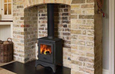 Capital Fireplaces Imperial 405 4.9Kw Multi Fuel
