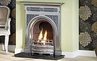 "Fairburn 36"" Full Polished Cast Iron"