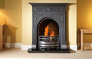 "Fairburn 36"" Highlight Cast Iron"