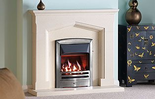 "Swinford 48"" in Satin Beige"