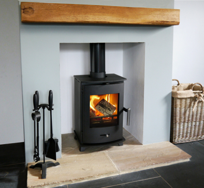 Newbourne 35FS 3.9Kw Multi Fuel