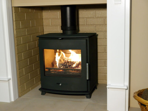 Newbourne 50FS 5.5Kw Multi Fuel