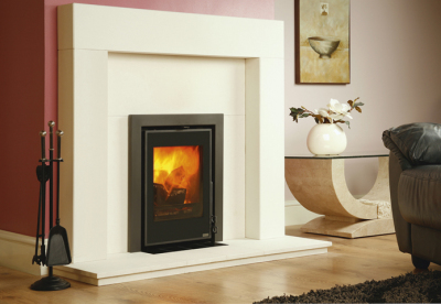 Serenity 40 Inset 4.5Kw Multi Fuel