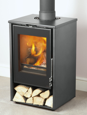 serenity 40 Log Store 4.5Kw Multi Fuel