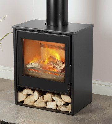 Serenity 50 Log Store 6Kw Multi Fuel