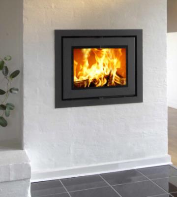 Heta Classic Inset 6Kw Wood Burner