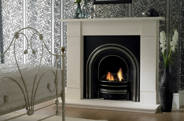 "Flat Victorian Classic 58"" in Limestone"