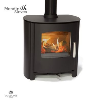 Mendip Churchill 6 SE Convector 6Kw Multi Fuel