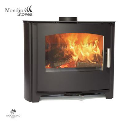 Churchill 10 Wood Convection 10Kw Wood Burner