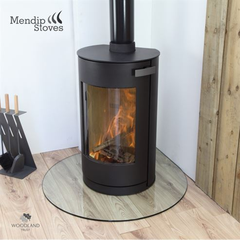 Somerton II SE Compact 7Kw Wood Burner