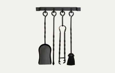 Tool Set Black from Capital Fireplaces