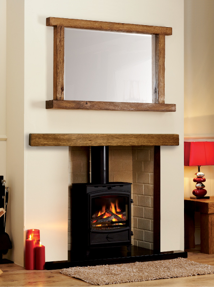 Mini Facia Beam from Focus Fireplaces
