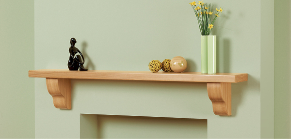 Traditional Shelf from Focus Fireplaces