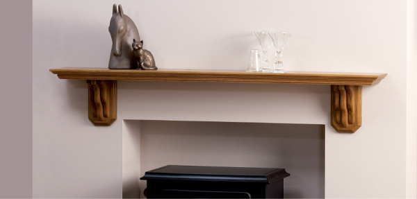 Vyner Shelf from Focus Fireplaces