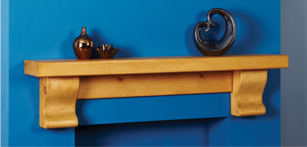 Winchester Shelf from Focus Fireplaces