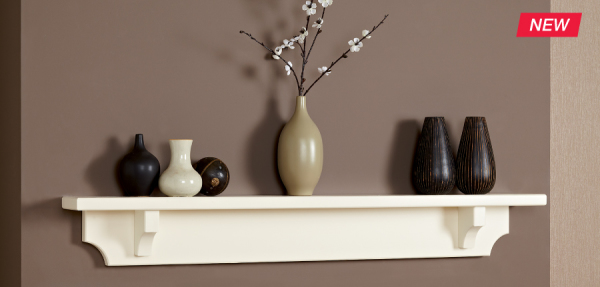 Aberdeen Shelf from Focus Fireplaces