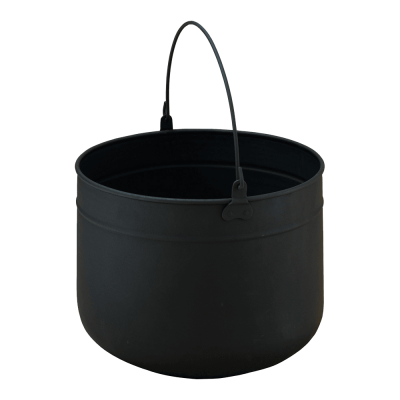 A small Black Coal Pail from Stovax