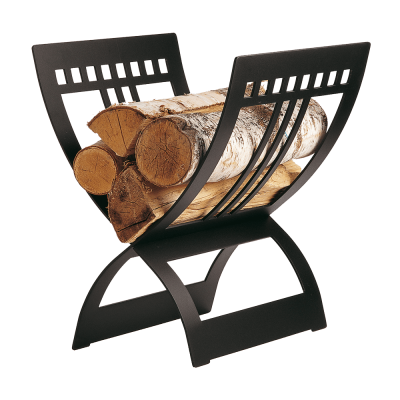 Portfolio Wood Holder from Stovax