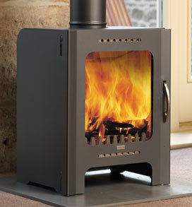 FB 5Kw Wood Burner