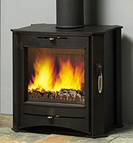 FB T1 4Kw Wood Burner