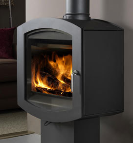 Firepod 10Kw Wood Burner