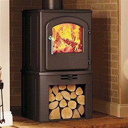 Broseley Serrano 5 SE Log Store 5Kw Multi Fuel