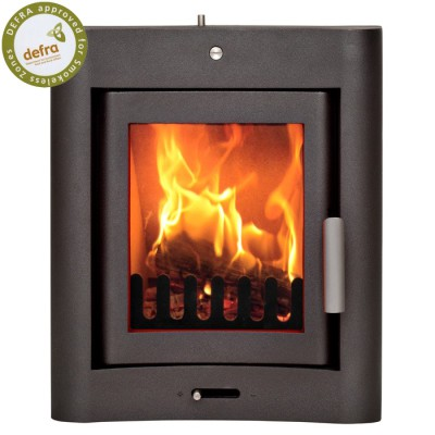 Broseley Evolution 4 Inset 4Kw Wood Burner