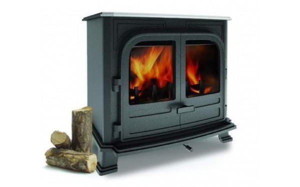 Broseley Snowdon 26 26Kw Boiler Wood Burner