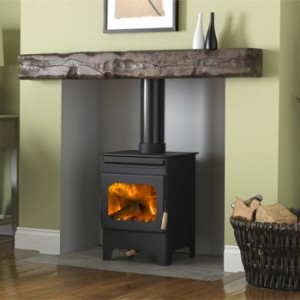 Debdale 4 4Kw Wood Burner