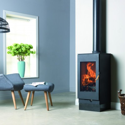 Carlby 9307 7Kw Wood Burner