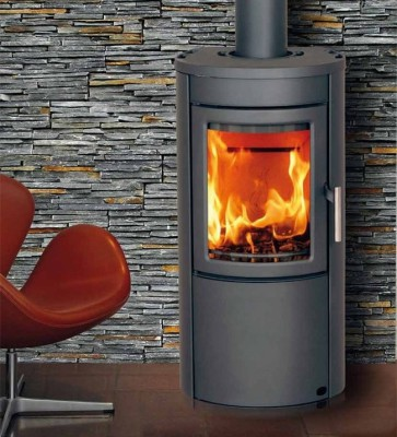 Heta Scanline 500 5Kw Wood Burner