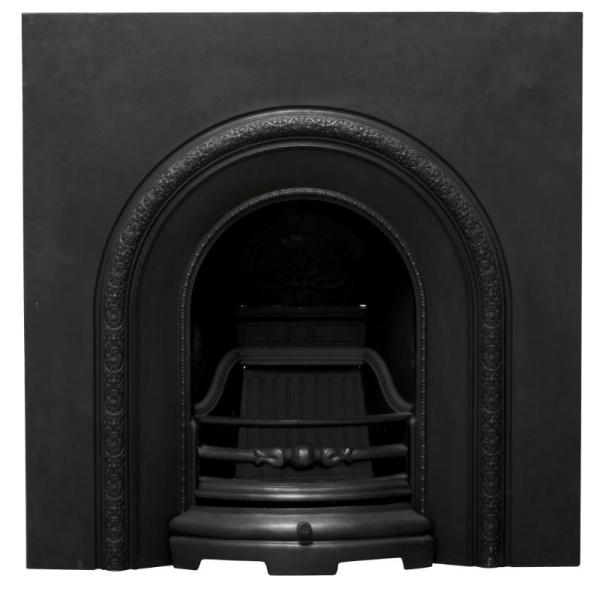 Ce Lux Cast Iron Fireplace Insert