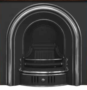 Coleby Cast Iron Fireplace Insert