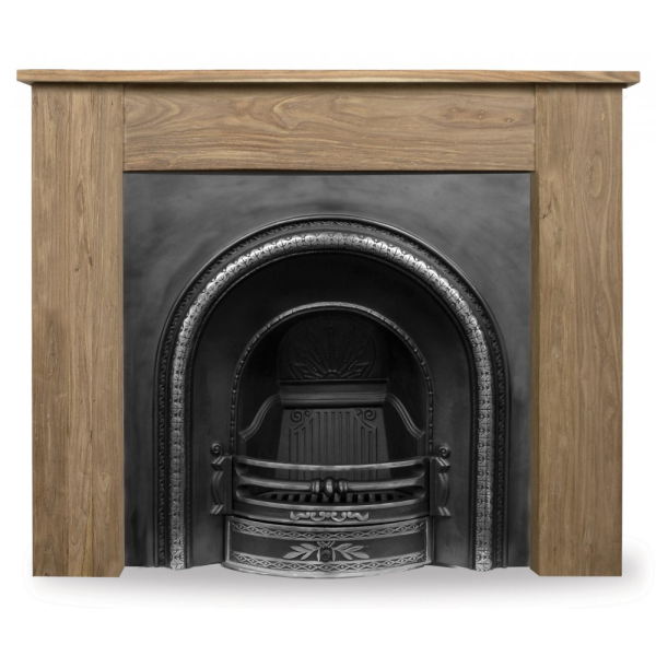 Falkirk Cast Iron Fireplace Insert