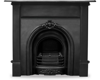 Prince Cast Iron Fireplace Insert