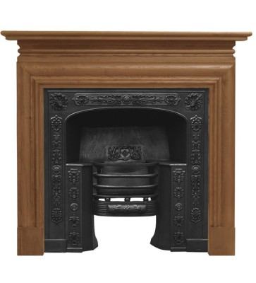 Queensferry Cast Iron Fireplace Insert