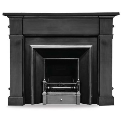 Royal Cast Iron Fireplace Insert