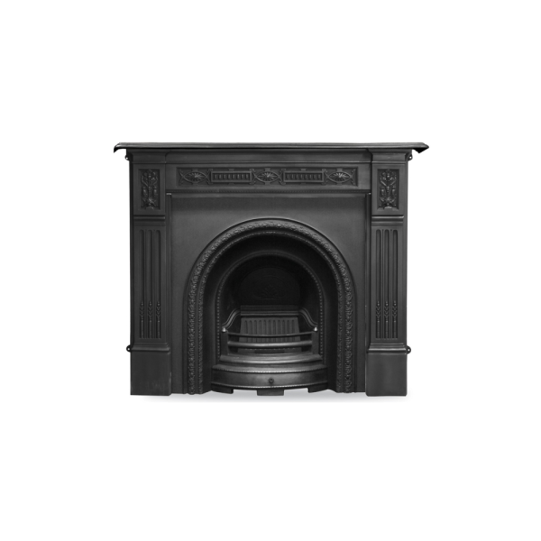 Scotia Cast Iron Fireplace Insert