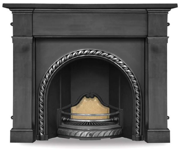 Westminster Cast Iron Fireplace Insert