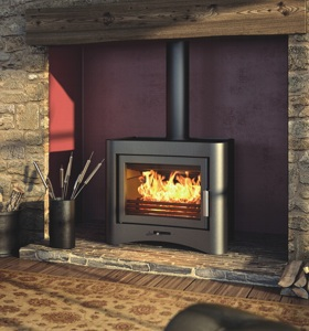 Broseley Evolution 26 26Kw Boiler Wood Burner