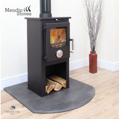 Mendip 5 Log Store 5.2Kw Multi Fuel