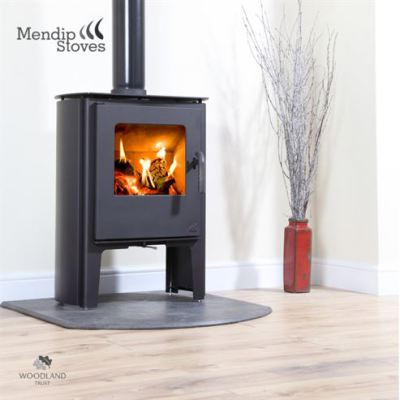 Mendip Loxton 5 SE Maxi Convection 4.5Kw Multi Fuel
