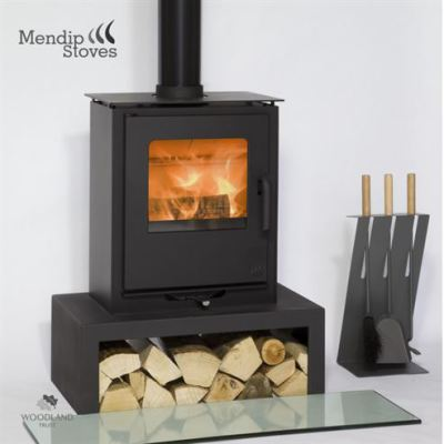 Mendip Sqabox unO SE 4.6Kw Multi Fuel