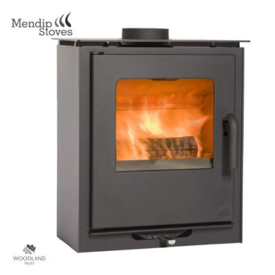 Mendip Squbox Duo SE 6Kw Multi Fuel