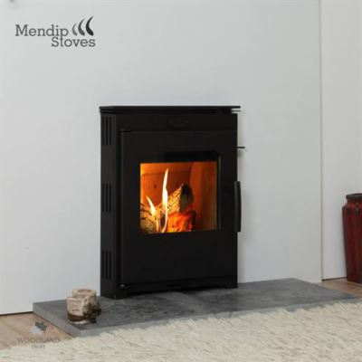 Mendip Burcott Convection Inset 4Kw Multi Fuel