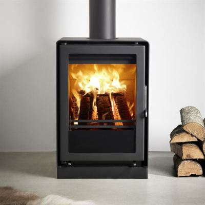 Uniq 35 Freestanding CC 4.3Kw Wood Burner
